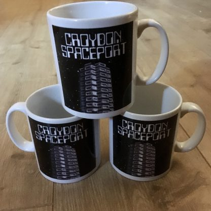 Croydon Spaceport mug