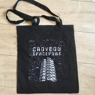 Croydon Spaceport tote bag