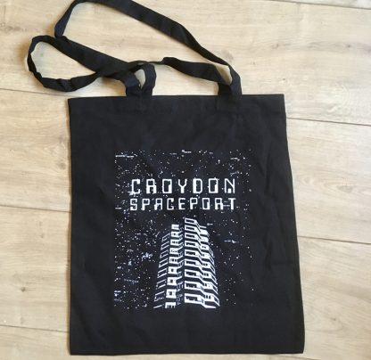 Croydon Spaceport tote bag