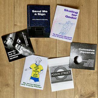 Colossive Press Zine Pack