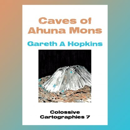Caves of Ahuna Mons by Gareth A Hopkins (Colossive Cartographies)