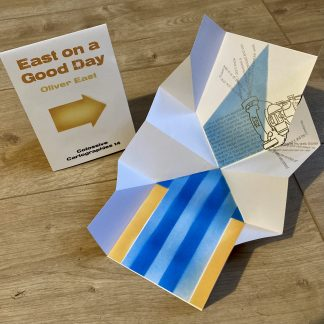 East on a Good Day by Oliver East (Colossive Cartographies)