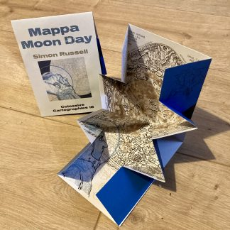 Mappa Moon Day by Simon Russell (Colossive Cartographies)
