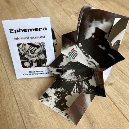 Ephemera by hiromi suzuki (Colossive Cartographies 23)