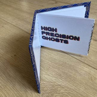 High Precision Ghosts by Tom Murphy (Colossive Press)
