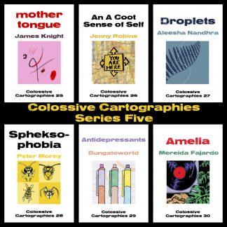 Colossive Cartographies - Series Five (Colossive Press)