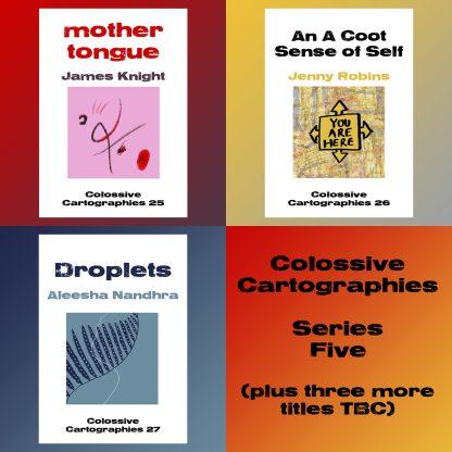 Colossive Cartographies Series Five