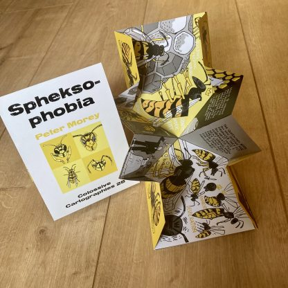 Spheksophobia by Peter Morey (Colossive Cartographies)